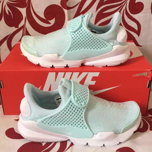"new products c1b8e b33e5 Nike Sock Dart ""GLACIER BLUE""   Size 7,8,9 (NWT)"